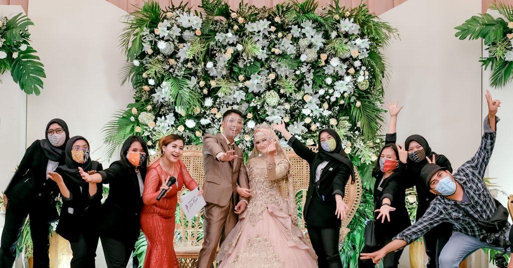 wo gedung pernikahan bekasi grand karunia function hall