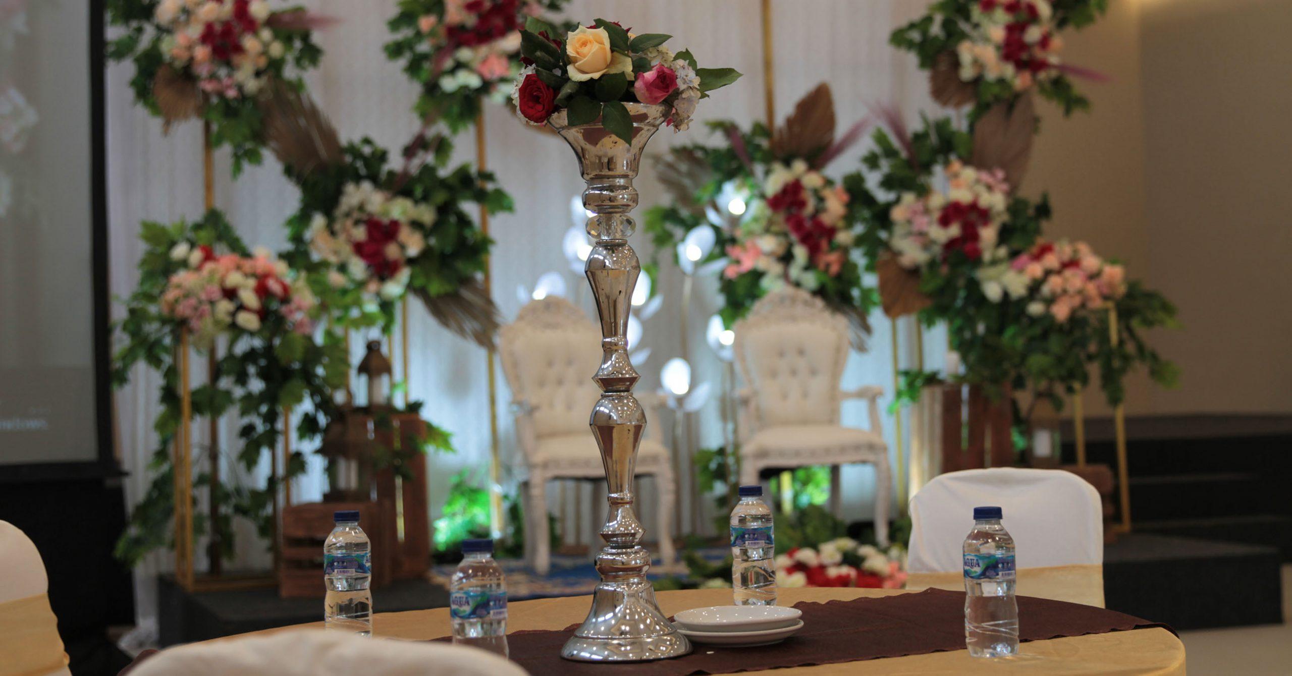 Paket Pernikahan Gedung Grand Karunia Function Hall Bekasi