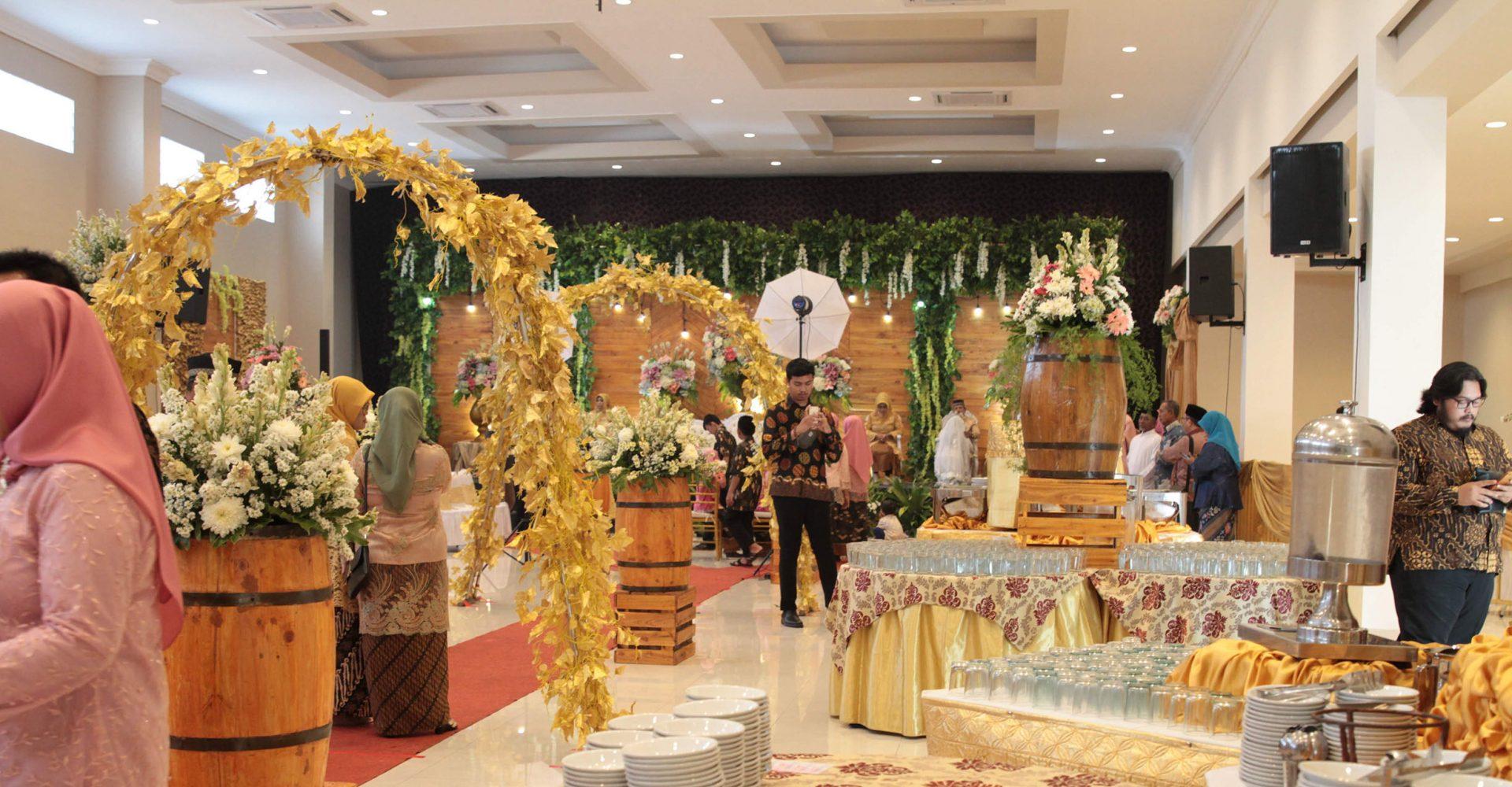 Grand Karunia Function Hall Gedung Pernikahan Mewah Tambun Bekasi